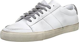 Jim Rickey Herren Gusten Sneaker Weiß