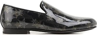 Slip on Sneakers for Men On Sale in Outlet, Grey, suede, 2017, 6.5 7 Jimmy Choo London