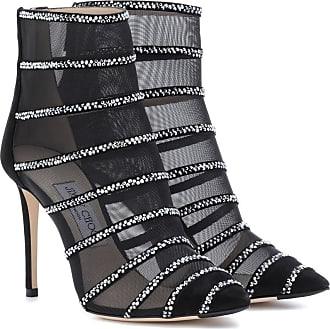 Belle 100 boots - Black Jimmy Choo London