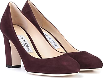 Pumps BILLIE 85 suede brown Jimmy Choo London