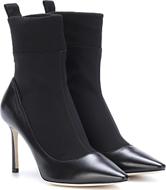 Bottines En Cuir Youth - NoirJimmy Choo London