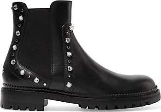 Burrow boots - Black Jimmy Choo London
