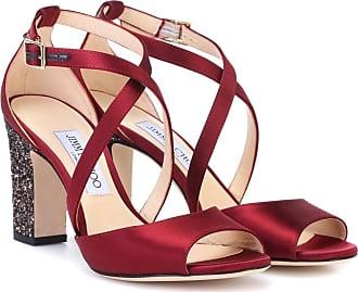 Sandales en raphia Carrie 65Jimmy Choo London
