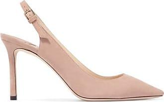 Sandales Compensées à Brides En Cuir Verni Prova 120 - NeutreJimmy Choo London