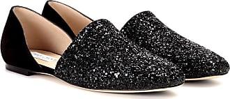 Slippers en cuir clouté GlobeJimmy Choo London