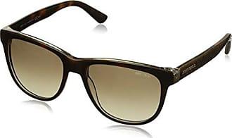 Jimmy Choo London Junia/S IC PR5, Gafas de Sol para Mujer, Rosa (Pink Gold/Grey Mesh Slv), 55