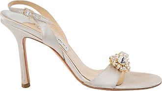 Pre-owned - Cloth sandals Jimmy Choo London
