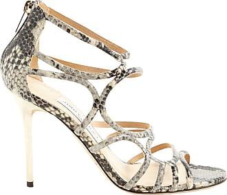 Pre-owned - Python heels Jimmy Choo London