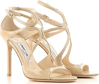 Sandales en cuir à ornements AfiaJimmy Choo London