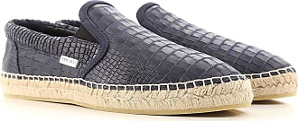 Slip on Sneakers for Men On Sale, Black, Leather, 2017, 10.5 7 7.5 8 8.5 9 9.5 Jimmy Choo London