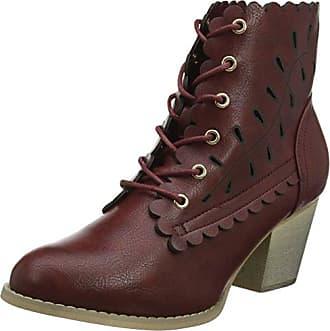 Joe Browns Very Vintage Shoe Boots, Botas para Mujer, Marrón (Tan a), 39 EU