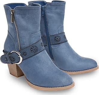 Joe Browns High-Heel-Stiefel, blau, EURO-Größen, blau