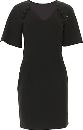Dress for Women, Evening Cocktail Party On Sale, Black, polyestere, 2017, 10 Michael Kors