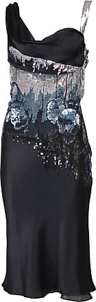 John Galliano Black Dress