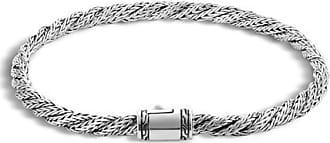 John Hardy Twisted Chain Bracelet Xxl