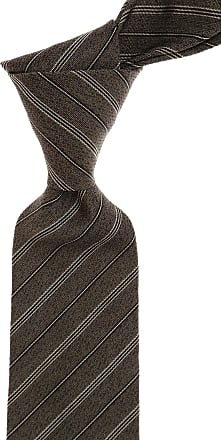 Ties On Sale, Deep Forest Green, Silk, 2017, one size Borrelli Napoli