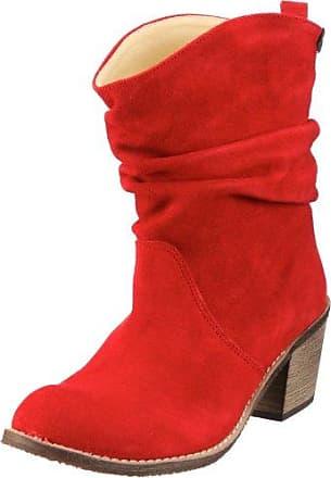 Josef Seibel SMU-Nikki, Botas para Mujer, Rojo (Hibiscus 450), 43 EU