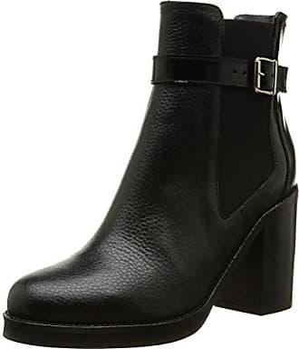 Jonak Delure - Botas para mujer, color negro - noir (veau/croûte noir), talla 40 Jonak