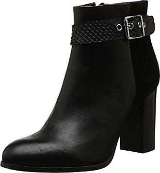 JONAK Damen 2918 Kurzschaft Stiefel, Noir (Noir), 40 EU