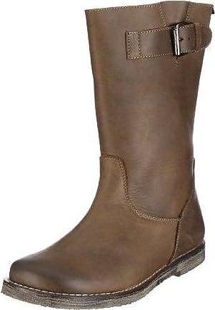 Jonny's Damen SIF Desert Boots, Braun (Vison), 40 EU