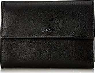 Cortina Metallic Melete Purse Mh15z, Womens Wallet, Schwarz (Black), 1x9x19 cm (B x H T) Joop