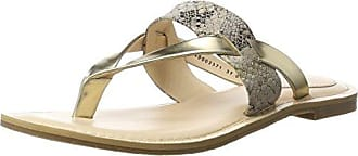 Joop Kadmeia Medea Sandal LFO2, Sandalias para Mujer, Beige (Taupe), 40 EU Joop