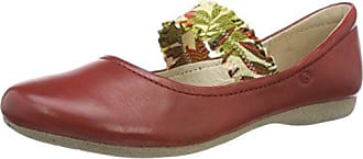 Sina 11, Zapatillas para Mujer, Rojo (Carmin 460), 37 EU Josef Seibel