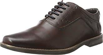 Neele 02, Zapatos de Cordones Derby para Mujer, Azul (Aqua 590), 44 EU Josef Seibel