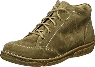 Melli 01, Zapatillas para Mujer, Verde (Tanne 650), 38 EU Josef Seibel