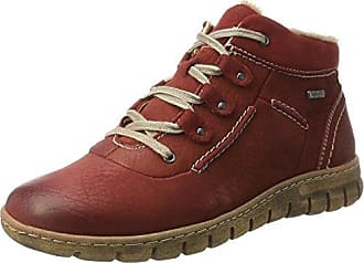 Josef Seibel Sandra 64, Bottines Femme, Rouge (Bordo 410), 36 EU