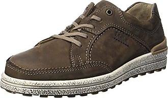 SMU-William, Zapatos de Cordones Derby para Hombre, Azul (Ocean 530), 40 EU Josef Seibel