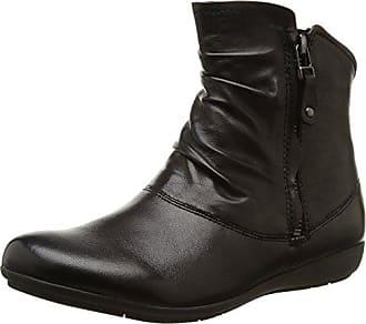 Josef Seibel Schuhfabrik GmbH Neele 04 - Zapatillas de cuero para mujer, color rojo, talla 37 EU (4 Damen UK)
