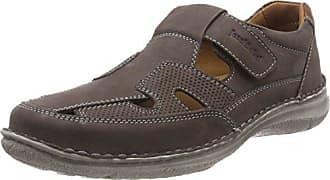 Josef Seibel SMU-Douglas 05, Zapatos de Cordones Derby para Hombre, Gris (Taupe 250), 40 EU