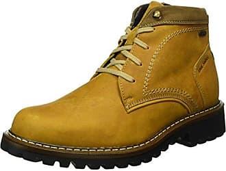 Josef Seibel Schuhfabrik GmbH Carter 03 21672 86 607 - Zapatos de cuero para hombre, color negro, talla 44