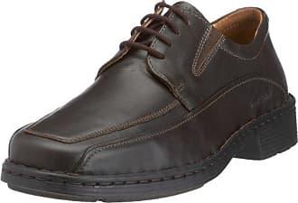 Josef Seibel 21506 JE86, Chaussures Derby HommeMarronMarron (Moro 330 330), 48 EU