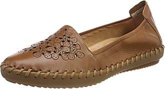 Naly 13, Zapatillas de Estar por Casa para Mujer, Marrón (Nuss 340), 42 EU Josef Seibel