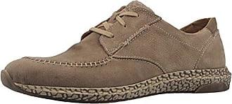 Lia 01 - Damen Halbschuhe - Taupe Schuhe in Übergrößen, Größe:42 Josef Seibel