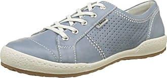 Josef Seibel Steffi Son 07, Zapatos de Cordones Derby para Mujer, Blau (Blau), 43 EU