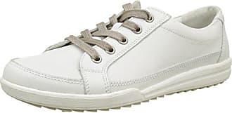 Josef Seibel Malena 01, Zapatillas para Mujer, Blanco (Weiss 000), 39 EU