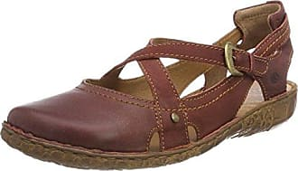 Mens SMU-Steven Closed Toe Sandals, Brown (Moro 330), 11 UK Josef Seibel