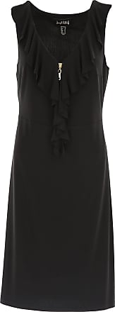 Dress for Women, Evening Cocktail Party On Sale, Black, polyamide, 2017, 12 14 16 Joseph Ribkoff