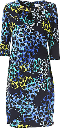 Dress for Women, Evening Cocktail Party On Sale, Coral, Nylon, 2017, USA 10 -- IT 44 Joseph Ribkoff
