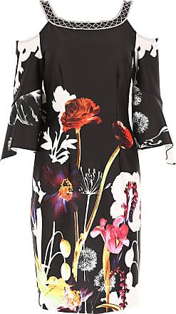 Kleid für Damen Günstig im Outlet Sale, Königsblau, Polyester, 2017, 38 40 cd8d991711
