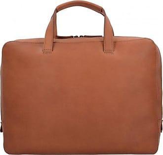 Harold's Saddle Serviette cuir 41 cm compartiment Laptop braun