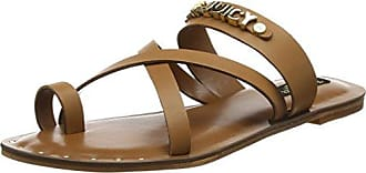 Womens Princley Charm Toe Gladiator Sandals Juicy Couture
