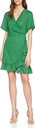 Just Female Renata, Robe Femme, (Dottle Green AOP), M