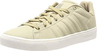 K-Swiss Court Cheswick, Zapatillas para Mujer, Blanco (White/Peaches N' Cream 159), 39.5 EU