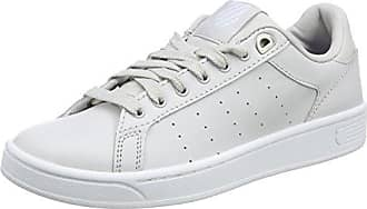 Court Frasco, Sneakers Basses Femme, Blanc (White/Rose), 41 EUK-Swiss