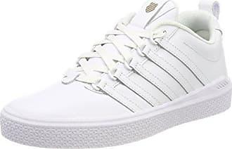 Donovan, Sneakers Basses Homme, Blanc (White/101), 43 EUK-Swiss