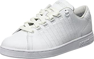 Rinzler SP, Sneakers Basses Homme, Blanc (White/Gull Gray), 42 EUK-Swiss
